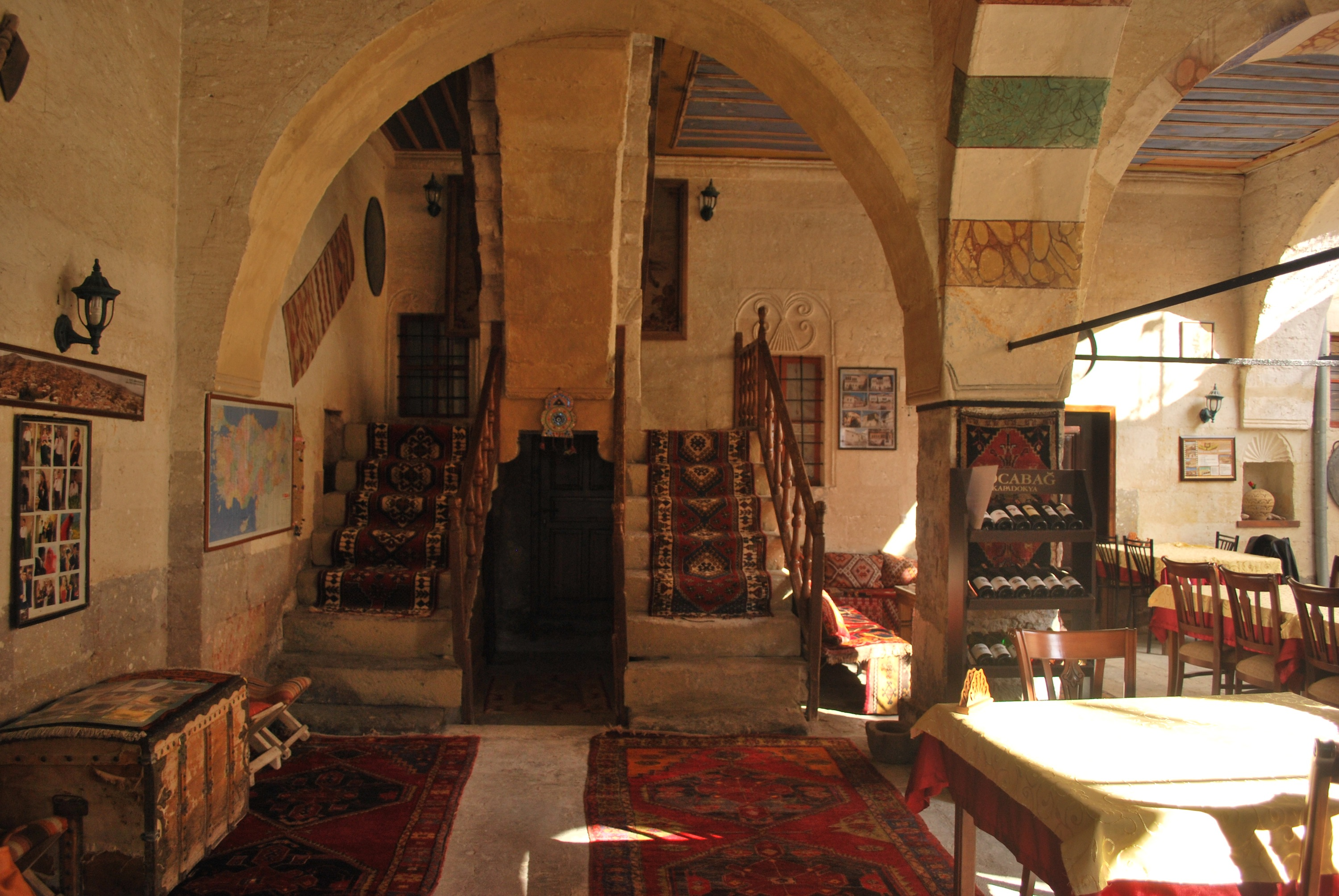 Turkish delight cappadocia hemant soreng 39 s blog - Inside house ...