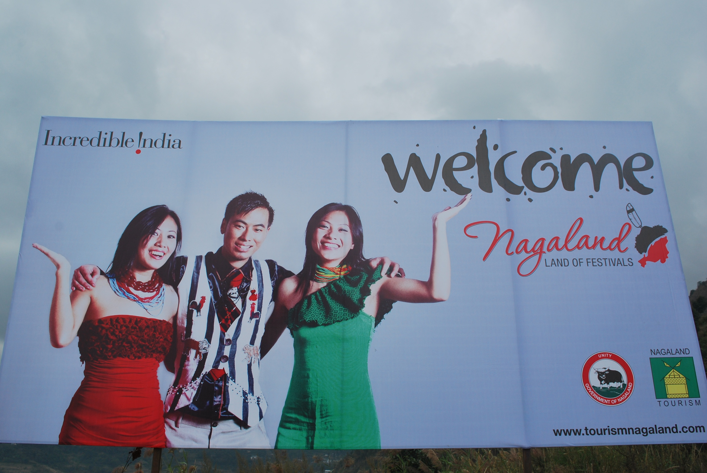North by North-East: Trip to Nagaland, Assam & Meghalaya