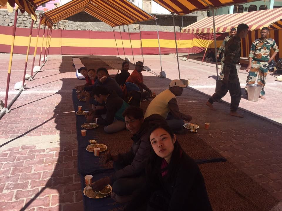 Gangotri Temple_Meru Base Camp_Rustik Travel