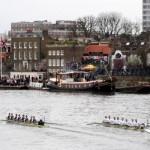 The Boat Race : Oxford vs Cambridge