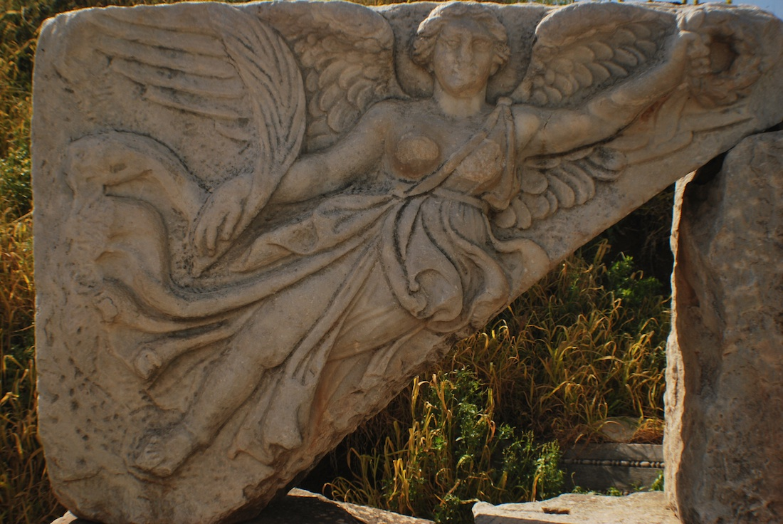 Nike at Ephesus