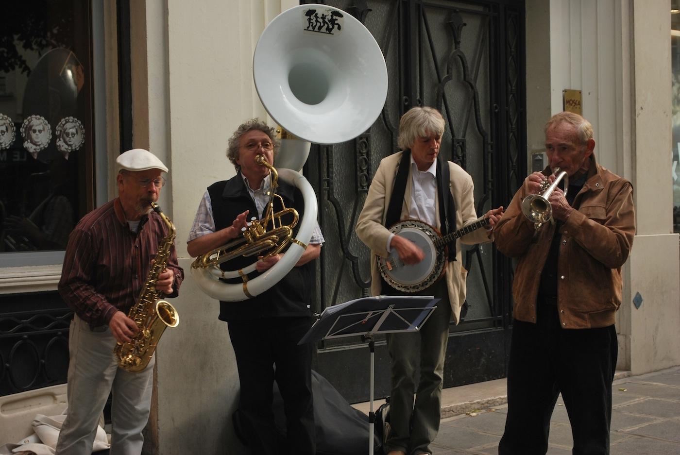 The amazing quartet