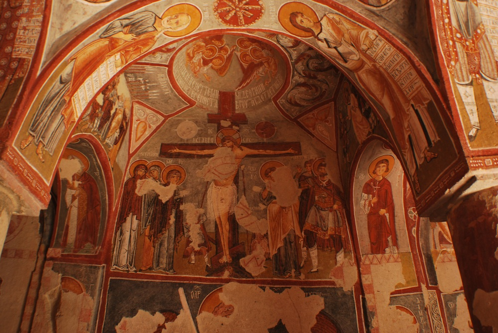 Apple Church Frescoes