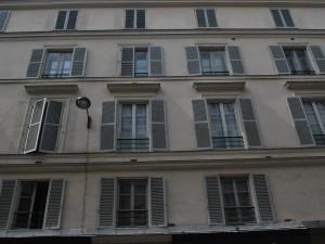 No balconies