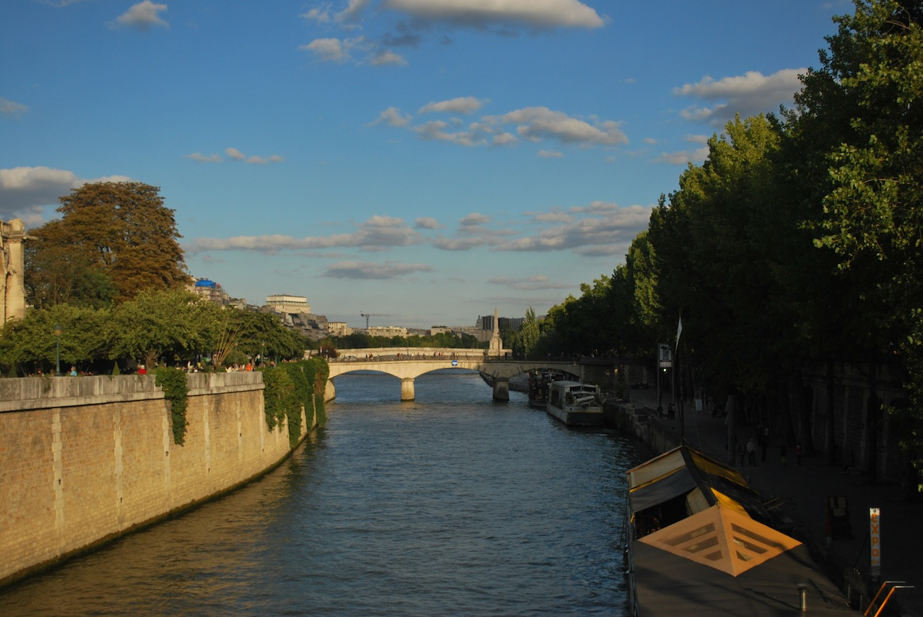 Paris - River Seine