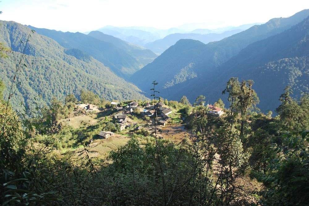 Tsokha village