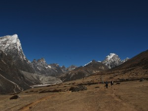 From Dingboche