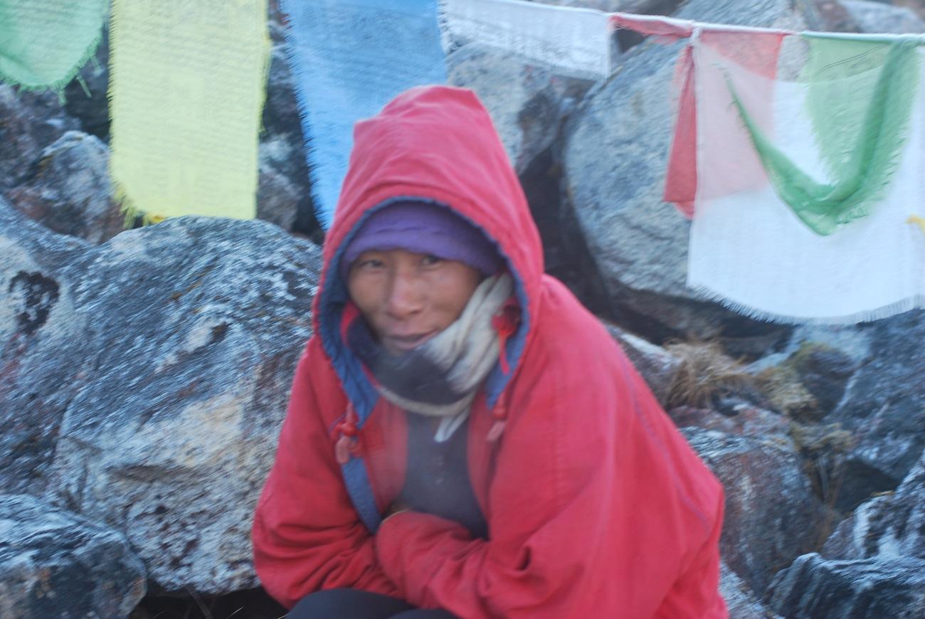 Gurung Sherpa