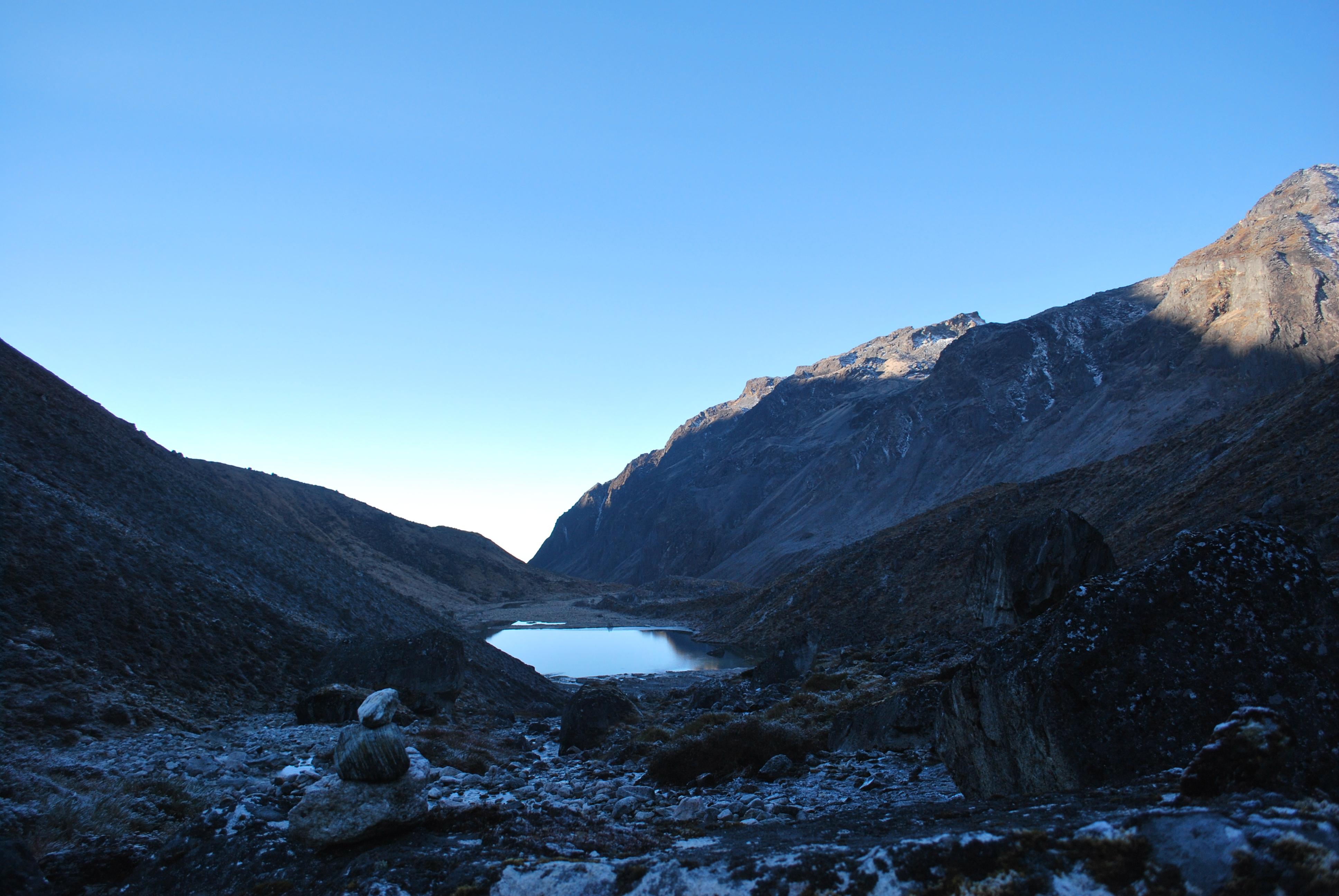 5. Tsamiti Lake 1300