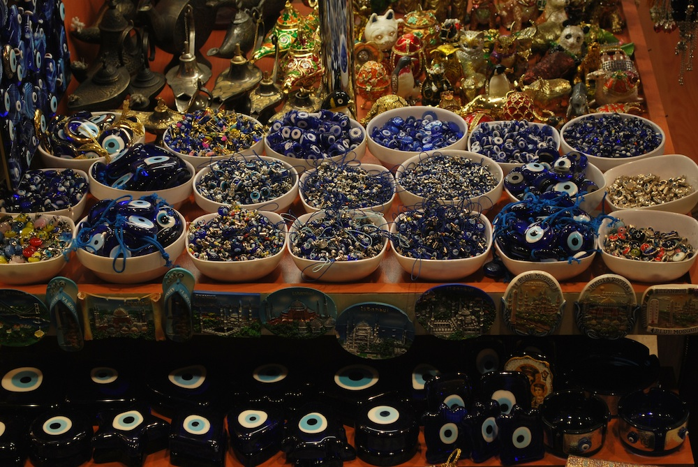 Nazars at the Grand Bazaar
