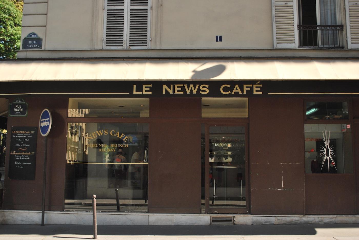 Le News Cafe