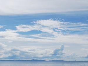 Krabi skyscape