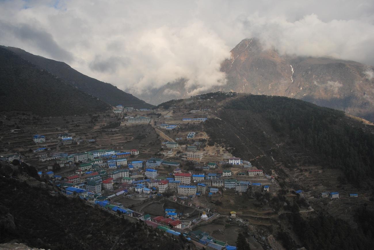 Nepal - Namche Bazaar