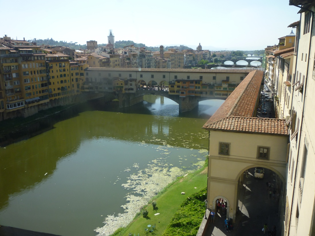 River Arno in Florence