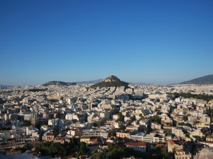 View (of Athens)