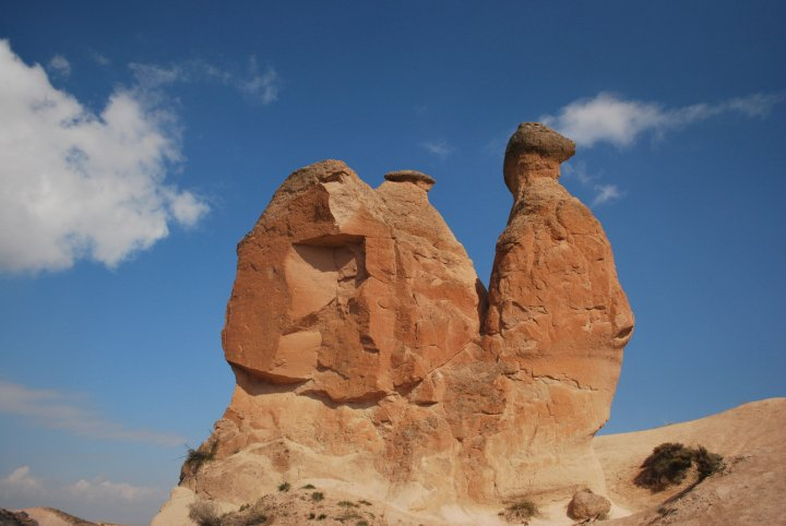 Hoodoo in Cappadocia