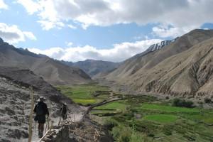 The scenic path