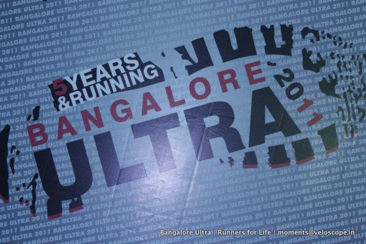 Bangalore Ultra 2011