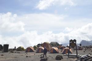 Shira II camp